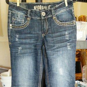 Sz 9/10 short jeans